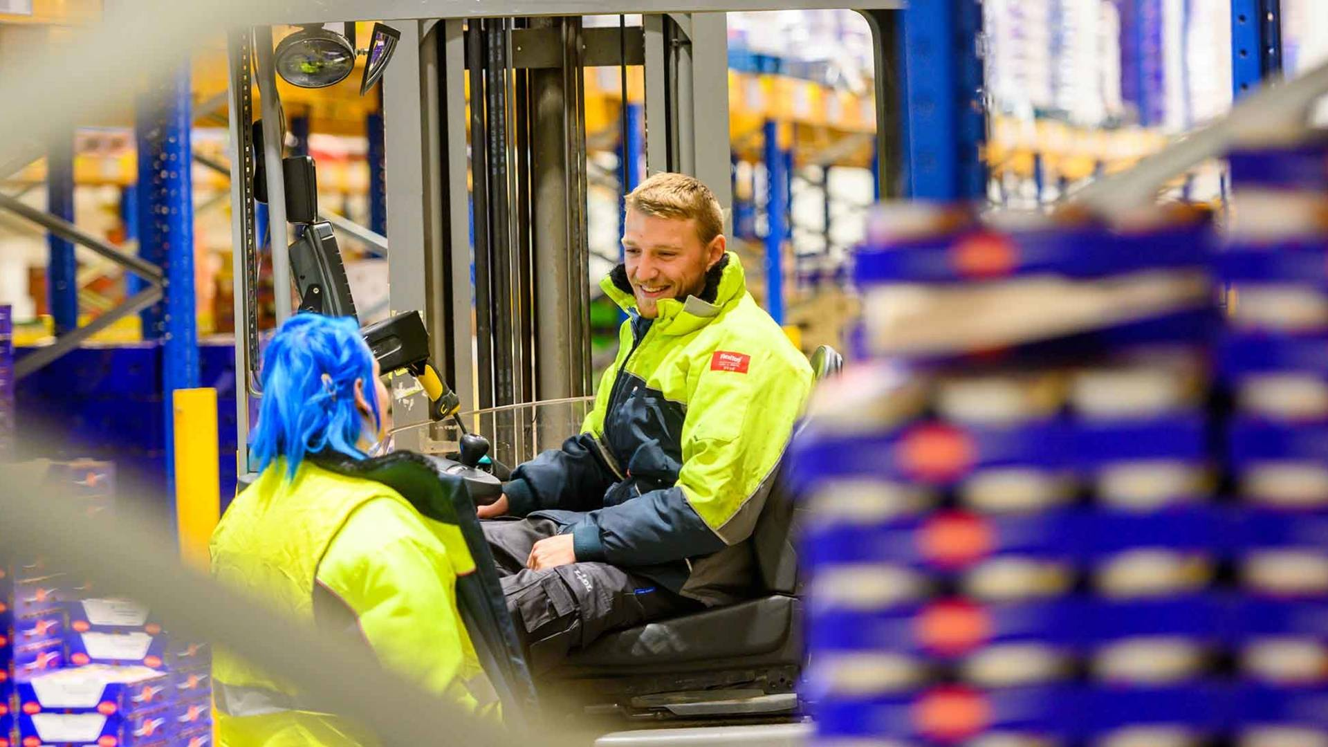 Warehouse Operative careers at Lidl
