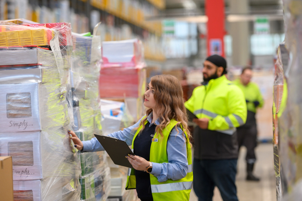 warehouse careers