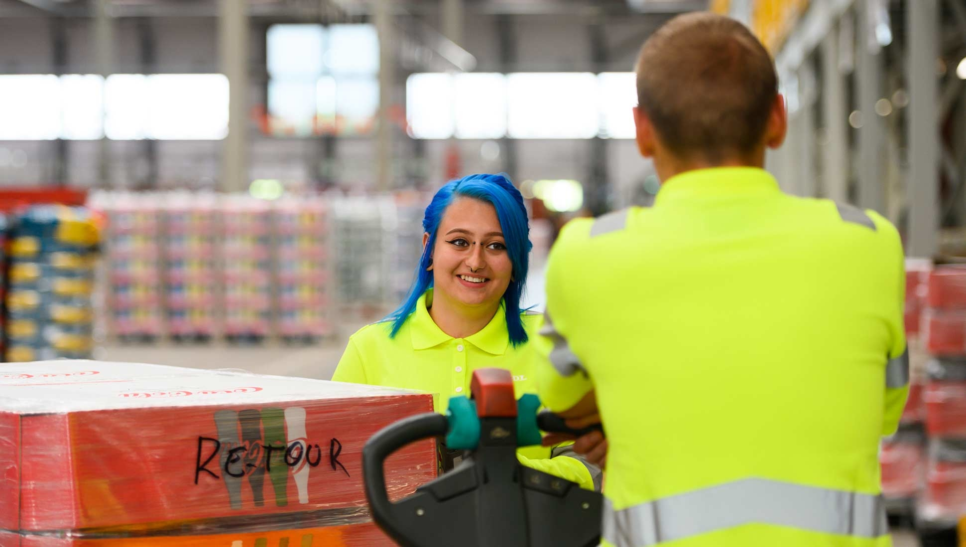 warehouse jobs at Lidl