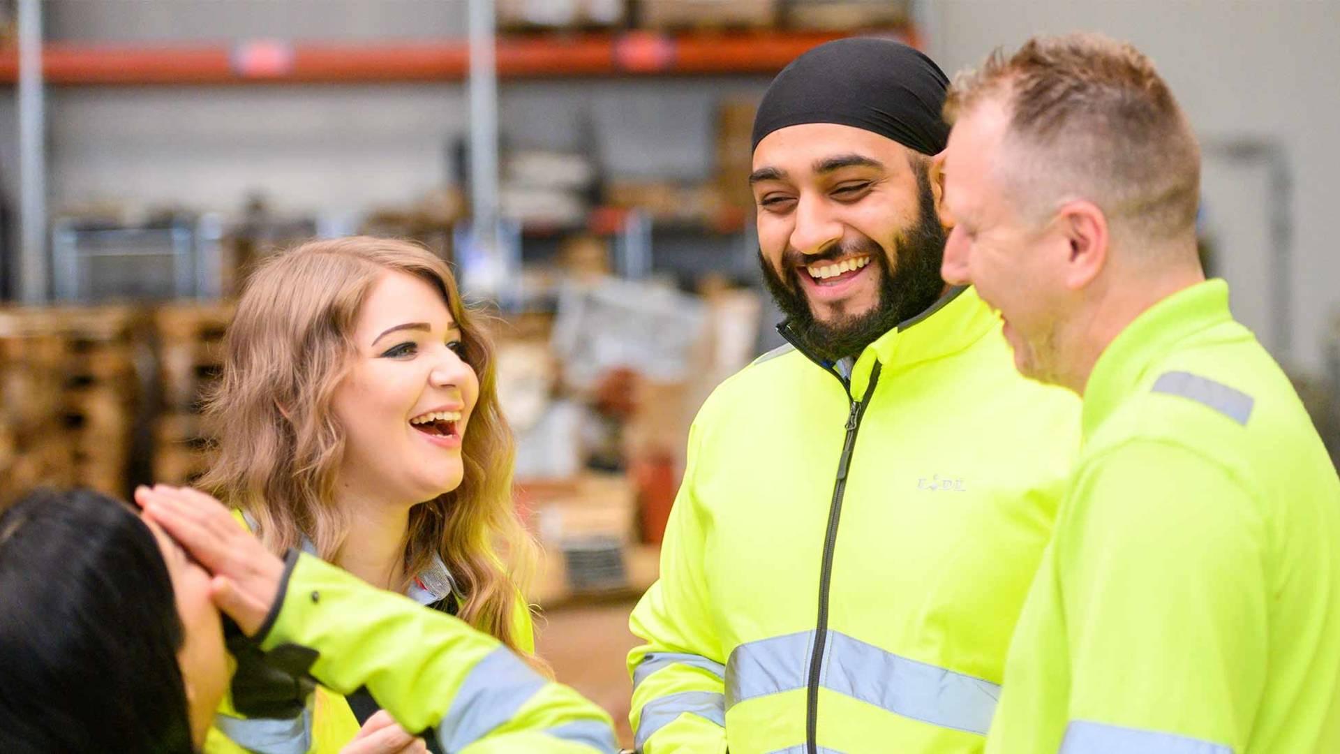 Lidl warehouse jobs
