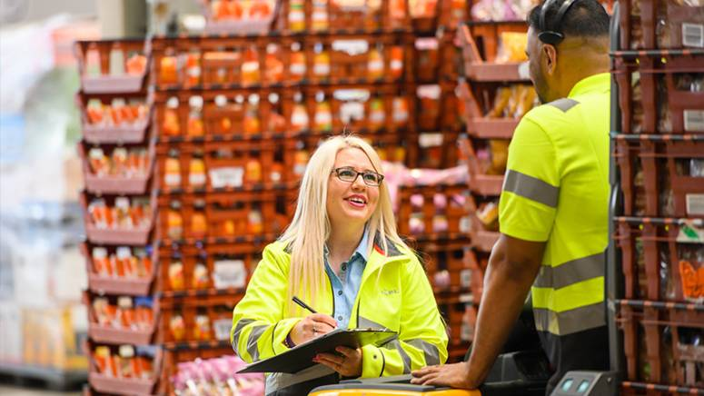 lidl warehouse manager jobs