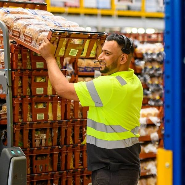 Lidl warehouse jobs
